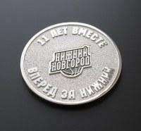 Медаль НБА