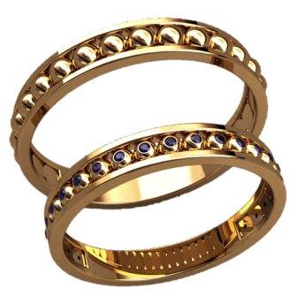 Обручальные кольца 2001125
