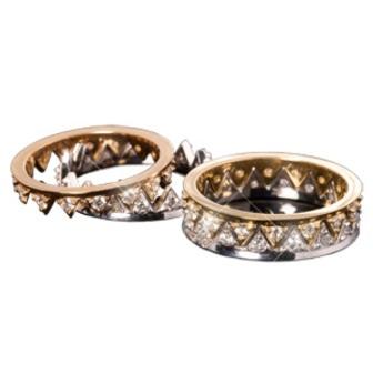 Обручальные кольца H9008