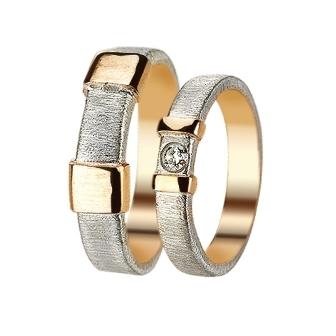 Обручальные кольца H9019