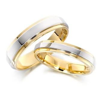 Обручальные кольца H9021