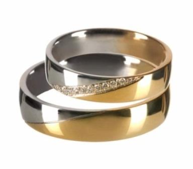 Обручальные кольца H9025