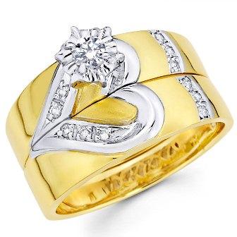Обручальные кольца H9032