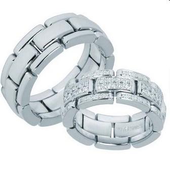 Обручальные кольца H9037