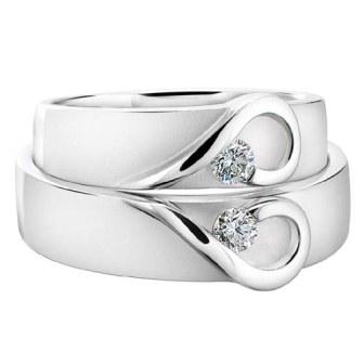 Обручальные кольца H9038