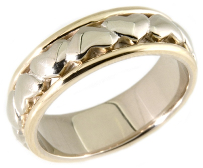 Обручальные кольца H9048
