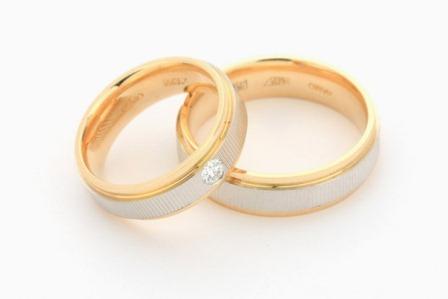 Обручальные кольца H9064