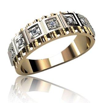 Обручальные кольца КЕ-152