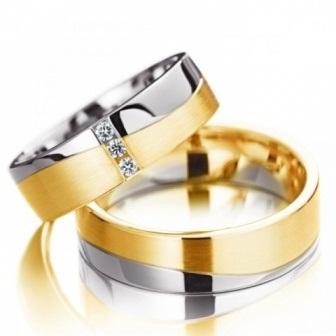 Обручальные кольца Н9087