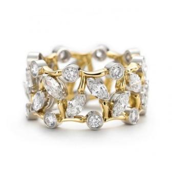 Обручальные кольца Н9092