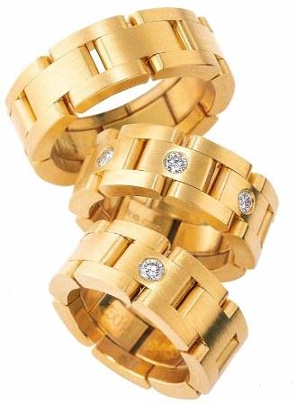 Обручальные кольца Н9103