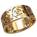 Обручальное кольцо 20903