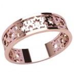 Обручальное кольцо 20909