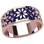 Обручальное кольцо 20938