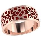 Обручальное кольцо 20939