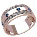 Обручальное кольцо 21030