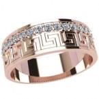 Обручальное кольцо 21039