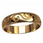 Обручальное кольцо 2468