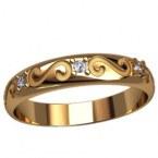 Обручальное кольцо 2471