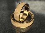 Обручальное кольцо Н9135