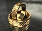 Обручальное кольцо Н9140