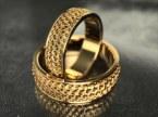 Обручальное кольцо Н9141
