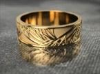 Обручальное кольцо Н9146