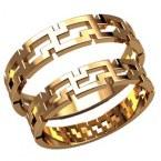 Обручальные кольца 20013