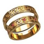 Обручальные кольца 2586