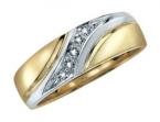 Обручальные кольца H9023