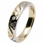 Обручальные кольца H9049