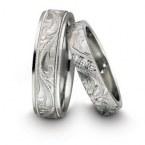 Обручальные кольца H9050