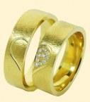 Обручальные кольца H9063