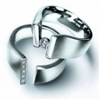 Обручальные кольца H9072