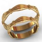 Обручальные кольца КВ-773