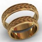 Обручальные кольца КВ-777