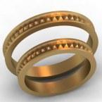 Обручальные кольца КВ-779