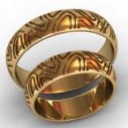Обручальные кольца КВ-781