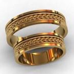 Обручальные кольца КВ-782