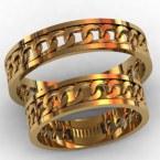 Обручальные кольца КВ-783