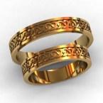 Обручальные кольца КВ-785