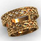 Обручальные кольца КВ-789