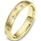 Обручальные кольца Н9093
