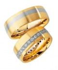 Обручальные кольца Н9104