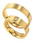 Обручальные кольца Н9107