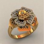 Кольцо К01526