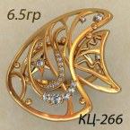 Кольцо КЦ-00266