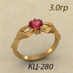 Кольцо КЦ-00280