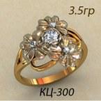 Кольцо КЦ-00300