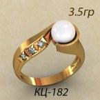 Кольцо КЦ-182